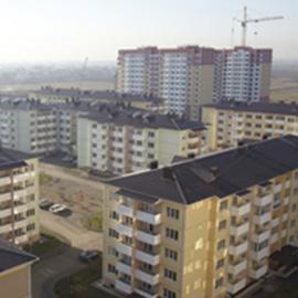 Микрорайон Молодёжный в Краснодаре