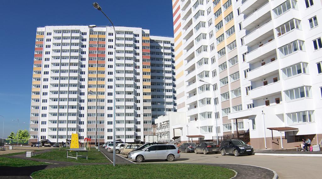 Жилой комплекс по улице «Большая Восточно-Кругликовская»