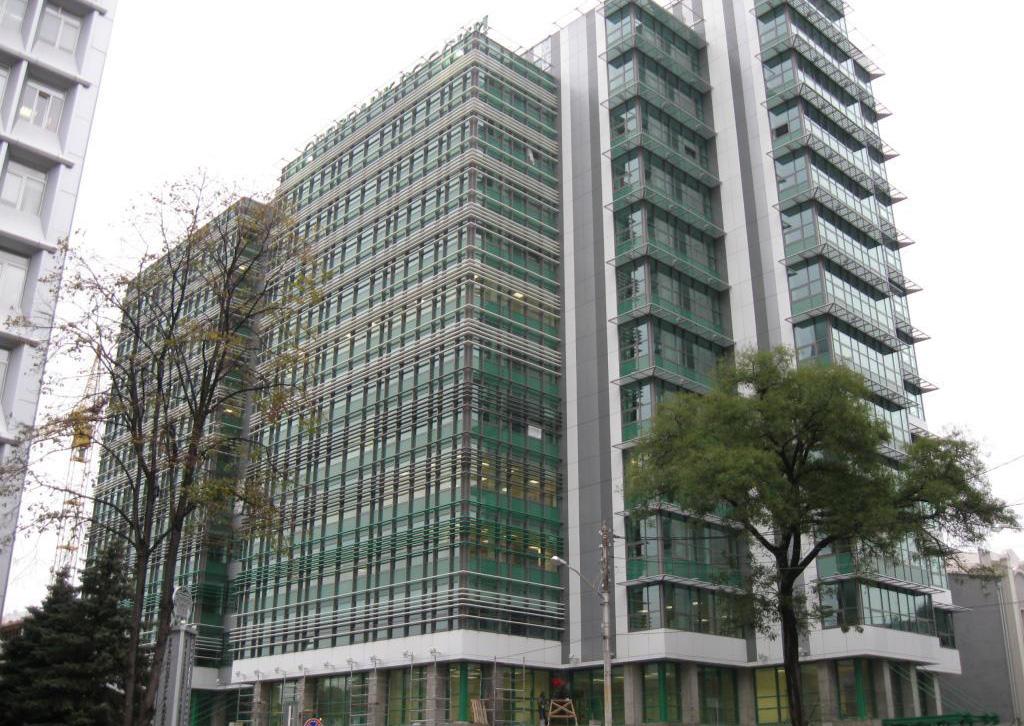 Офисный центр «Виктория» в Краснодаре